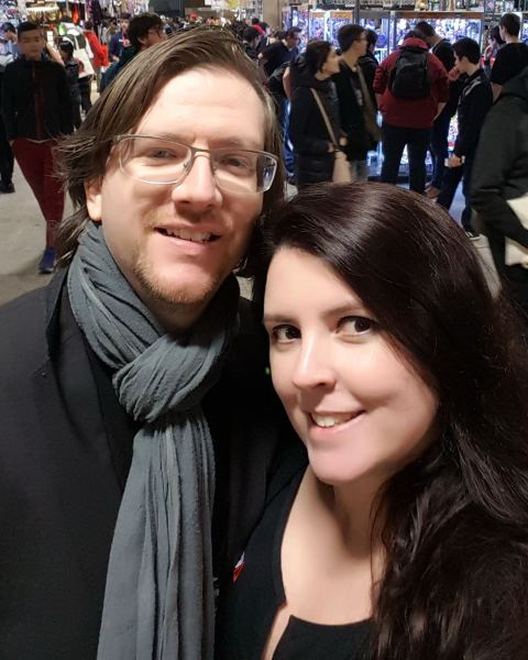 Interview Couple of Pixels