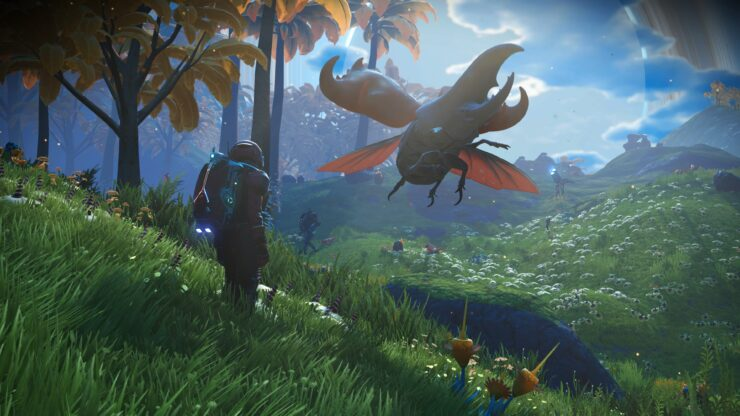 No Man's Sky arrive sur PS5