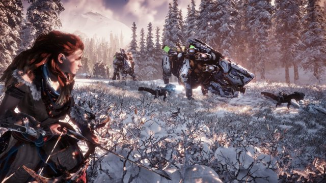 Horizon Zero Dawn - Infiltration