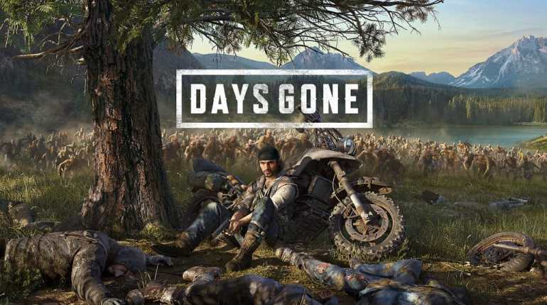Test Days Gone