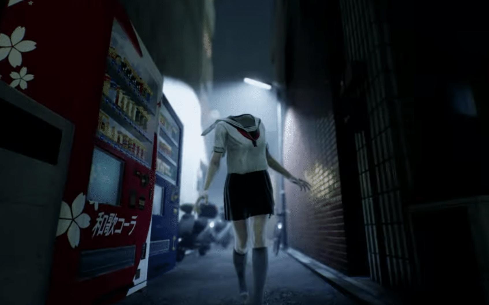 Ghost Wire Tokyo