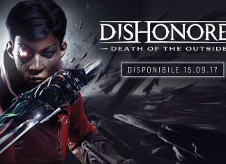 Dishonored La morte dell'Esterno