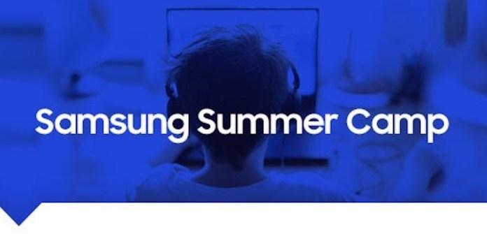 Samsung Summer Camp