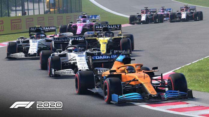 F1 2020 recensione