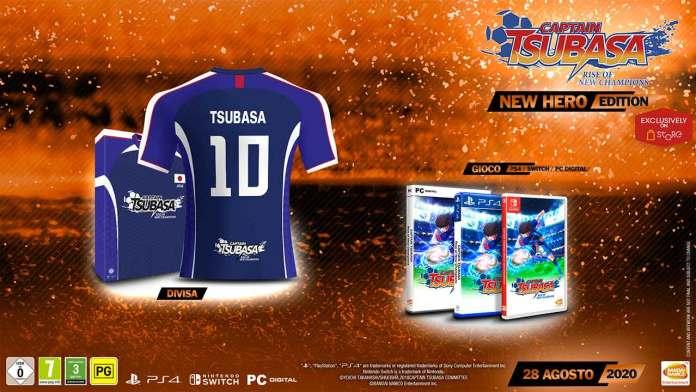 captain tsubasa rise new champions new hero edition
