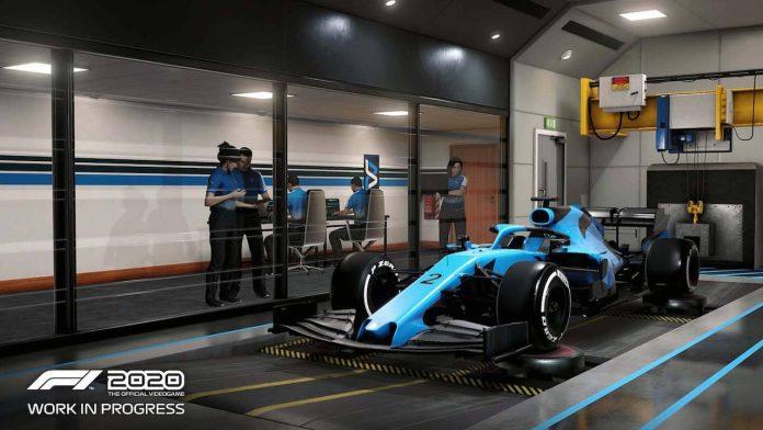 F1 2020 Carriera Scuderia - My Team