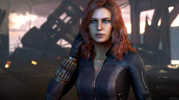 marvel avengers personaggi black widow