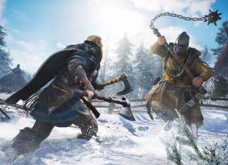 assassins creed valhalla recensione ps4