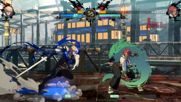 Guilty Gear -STRIVE- gameplay