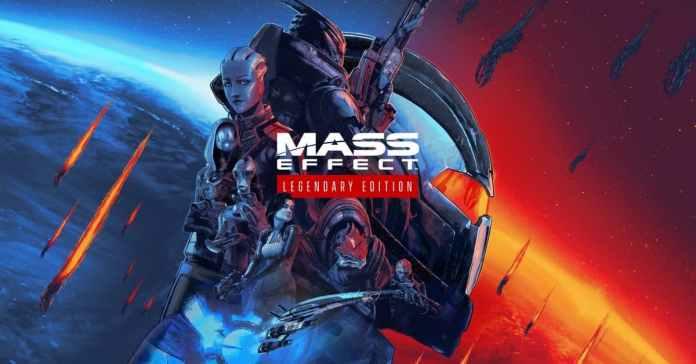 Mass Effect Legendary Edition 2021