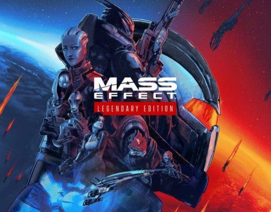 Mass Effect Legendary Edition uscita