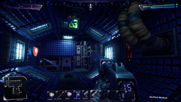 System Shock Remastered gameplay