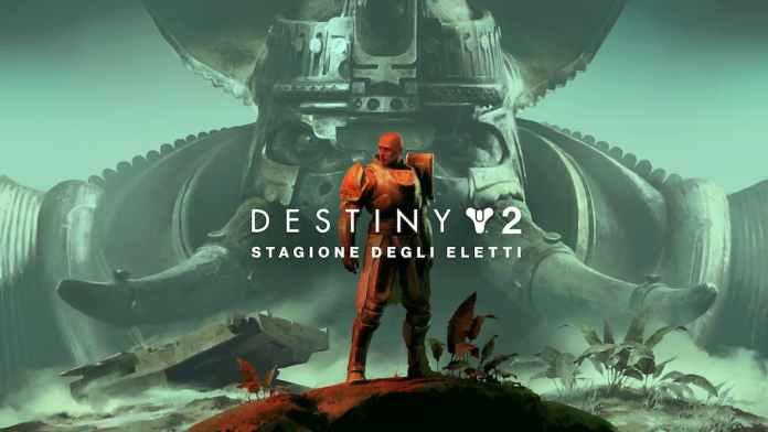 Destiny 2, La Stagione degli Eletti