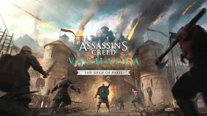 Assassin's Creed Valhalla: L'Assedio di Parigi
