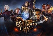 Baldur's Gate III gameplay