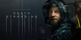 Death Stranding gameplay