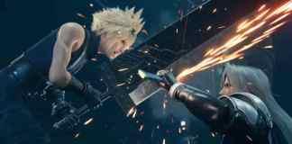 Final Fantasy VII Remake gameplay