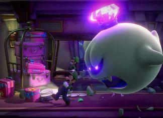 Luigi's Mansion 3 boss