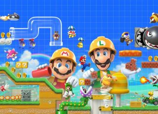 Super Mario Maker 2 gameplay