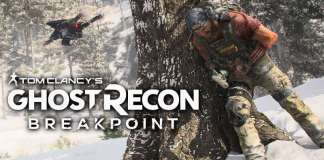 Tom Clancy's Ghost Recon Breakpoint gameplay