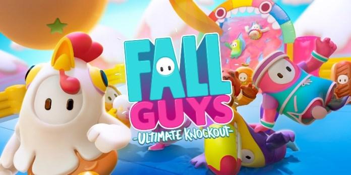 Fall Guys gameplay
