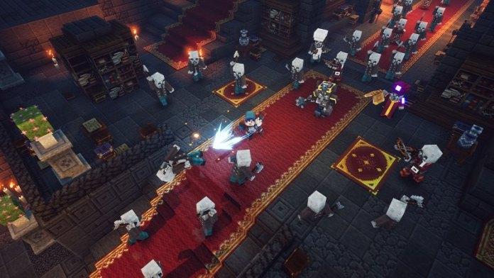 Minecraft Dungeon DLC
