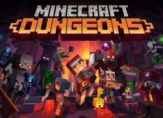 Minecraft Dungeon gameplay