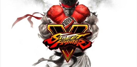 Street Fighter V gameplay