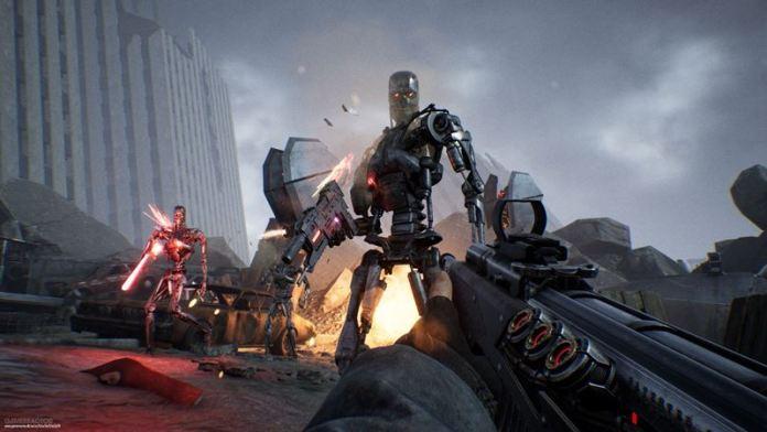 Terminator Resistance Infiltrator