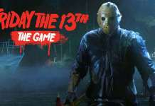 Friday 13th The Game gameplay