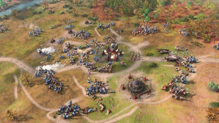 Age of Empires IV uscita
