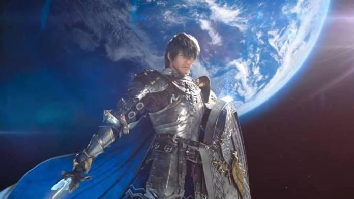 Final Fantasy Endwalker gameplay
