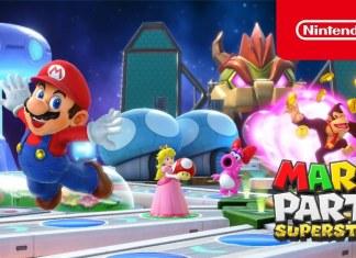 Mario Party Superstar minigiochi