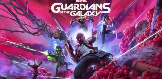 Marvel's Guardians of the Galaxy uscita
