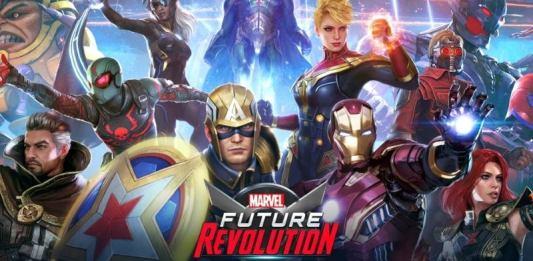 Marvel Future Revolution uscita
