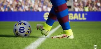 efootball pes 2022 dettagli gameplay anteprima