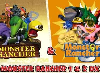 Monster Rancher 1 & 2 DX uscita