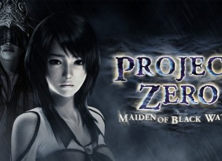 Project Zero Maiden of Black Water uscita