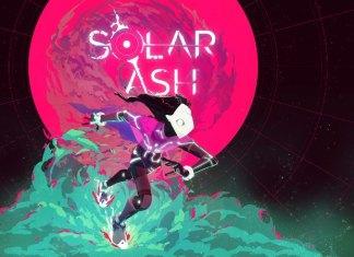 Solar Ash uscita