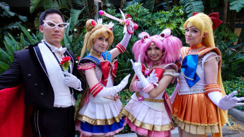 I'll update this as i get new exchanges. Best Cosplay From Anime Expo 2018 Gamespot