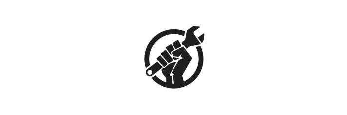 The Right to Repair logo.