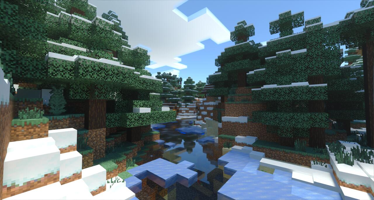 The taiga or boreal forest has been called the world's largest land biome. Minecraft Biome Guide All The Cold Wet And Weird Biomes Gamespot