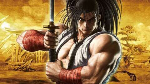 Samurai Shodown Adding Shiro Tokisada Amakusa DLC Alongside Steam Release In June