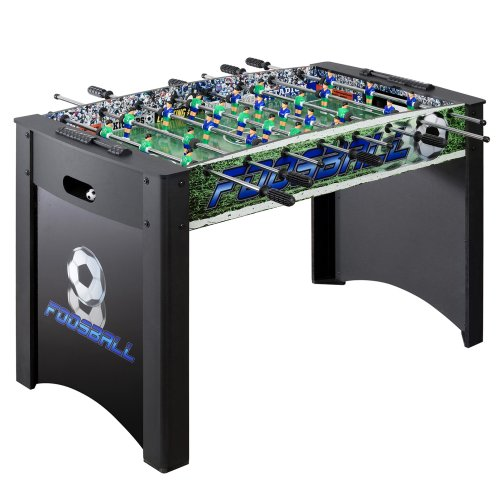 First Up, Letu0027s Take A Look At This Hathaway Playoff Foosball Table. This  Table Is Smaller Than Regulation Size At Around Four Feet, But Often That  Is The ...