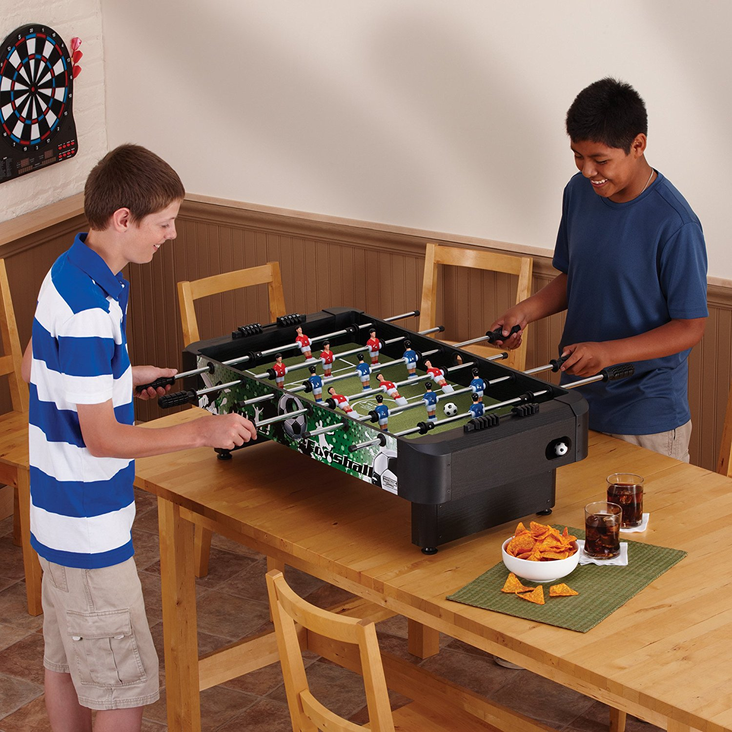 Whatu0027s The Best Mini Foosball Table