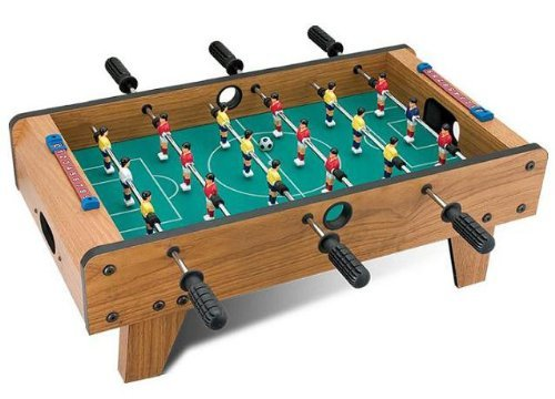 27u201d Tabletop Soccer Foosball Table Game W/Legs U2013 A Good Small Sized Foosball  Table