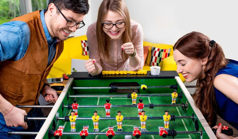 10 Things You Didn't Know About Foosball
