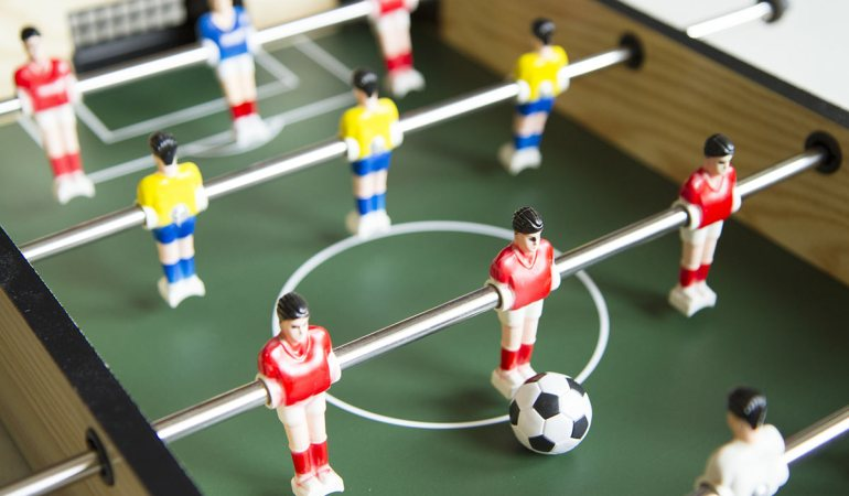 5 Things to Look For When Buying a Foosball Table