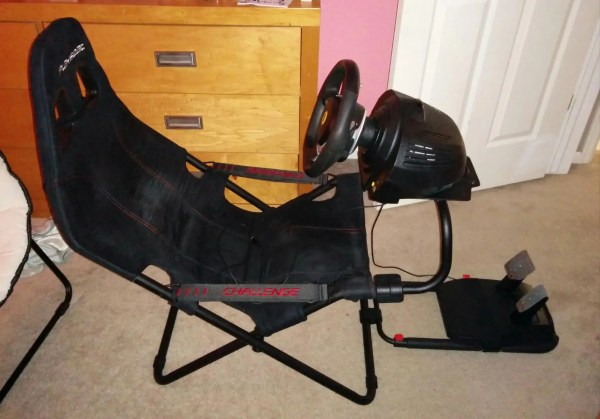 Playseat Challenge Review - Year of Clean Water