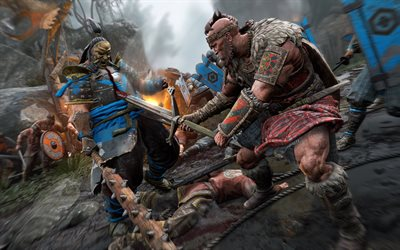Analisis For Honor